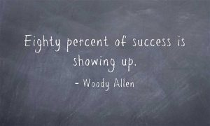 success woody allen quote