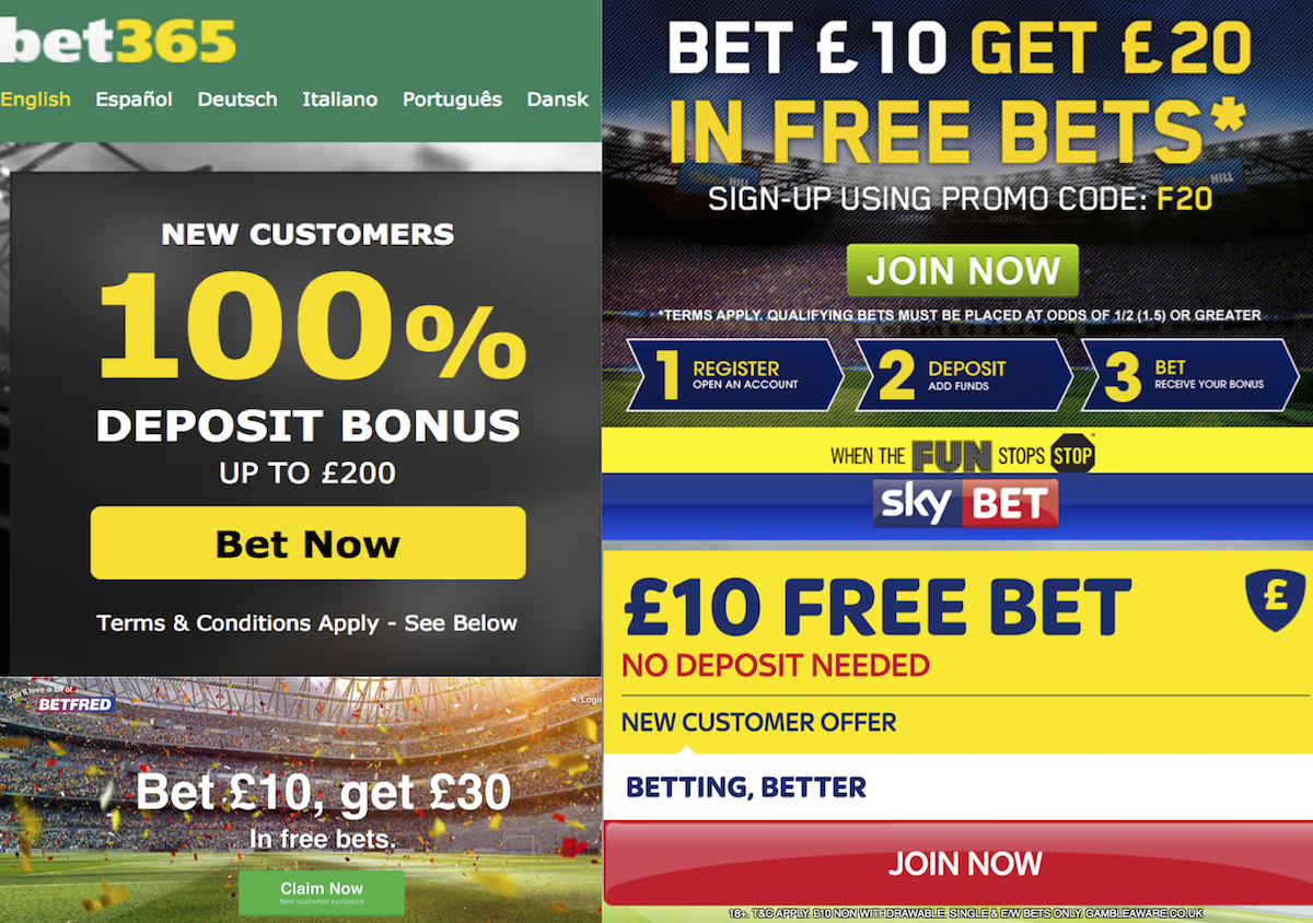 Risk free matched betting online falkirk vs livingstone bettingexperts