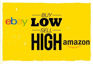 Make extra money by buying from Amazon and selling to eBay