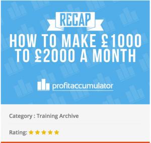 Profit Accumulator For Beginners