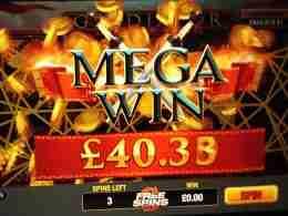 Matched betting slots big win