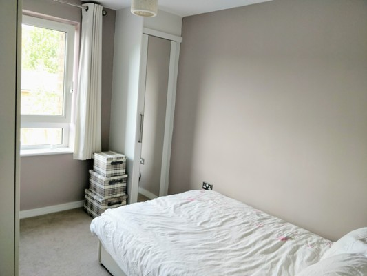 Bedroom 2 shared ownership flat