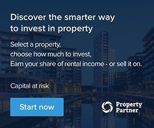 Property partner banner