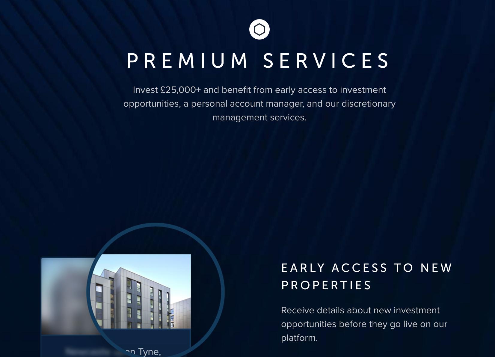 Premium service property partner