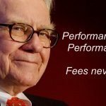 warren buffet on fees