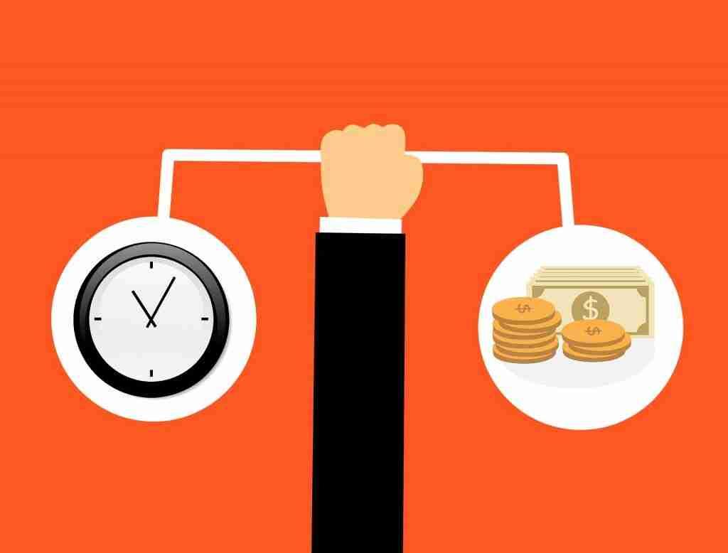 lump sum invest vs over time