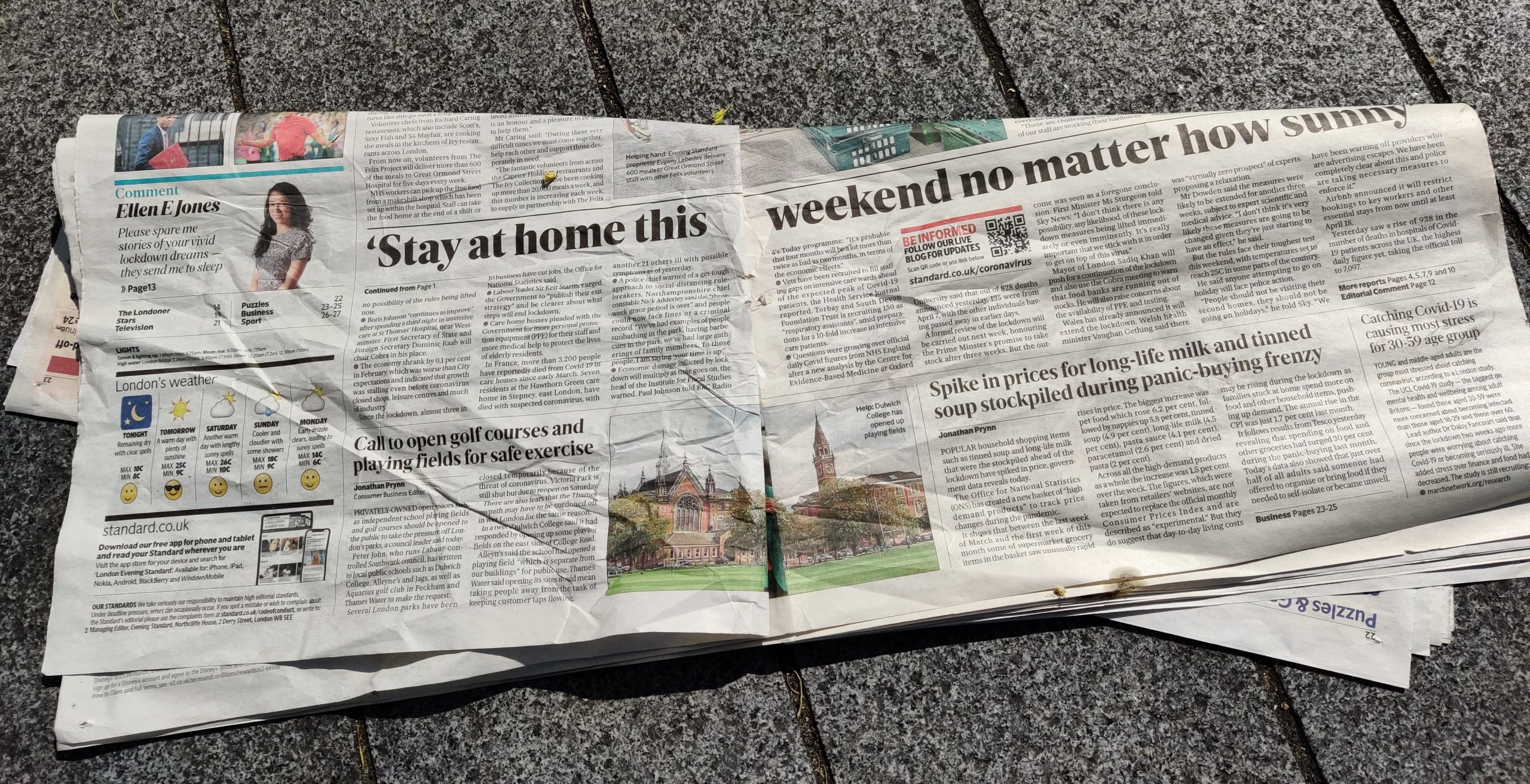 stay-at-home-newspaper