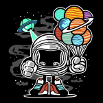 robot-in-space