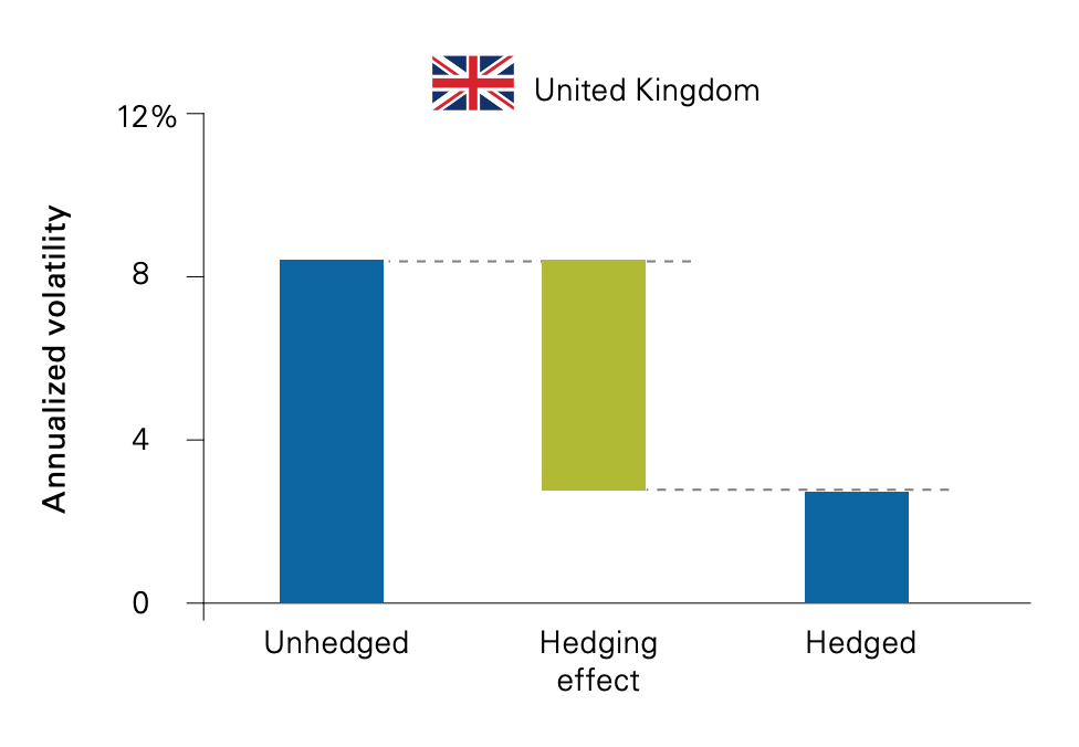 hedging the foreign currency risk in bonds