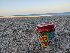 Coffee beach