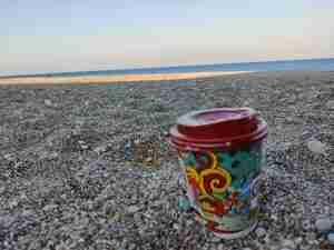 Coffee beach